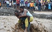 Haiti oằn mình sau khi bão Matthew tấn công ác liệt