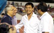 HLV Hữu Thắng hạnh phúc với tuyển Việt Nam