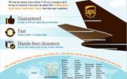 Dịch vụ giao hàng vào sáng sớm của UPS có mặt tại Việt Nam