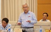 Ủy ban Thường vụ Quốc hội thảo luận các vấn đề kinh tế - xã hội