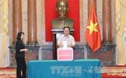 Văn phòng Chủ tịch nước ủng hộ đồng bào miền Trung