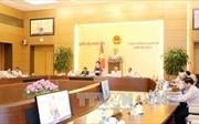 Thông cáo Phiên họp thứ 4 của UBTV Quốc hội khóa XIV