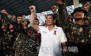 Đặc nhiệm Philippines tăng cường về Davao, quê ông Duterte