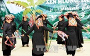 Xây dựng Hồ sơ quốc gia trình UNESCO công nhận xoè Thái là di sản thế giới