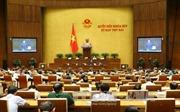 Thông cáo số 5 kỳ họp thứ 2, Quốc hội khóa XIV