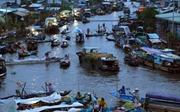 Quy hoạch cấp nước vùng đồng bằng sông Cửu Long
