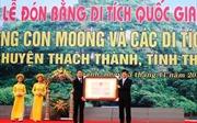 Hang Con Moong đón bằng công nhận Di tích quốc gia đặc biệt