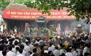 Phát huy giá trị khu di tích  đền Trần Nam Định