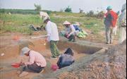 Bướt ngoặt trong công trình khảo cổ ở An Khê