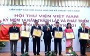 Tiếp tục nâng cao vị thế của Hội Thư viện Việt Nam