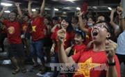 Đại kỳ Việt Nam xuất hiện tại Wunna Theikdi