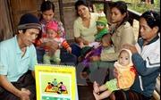 Cải thiện dinh dưỡng cho trẻ em dân tộc thiểu số