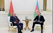 Đằng sau chuyến thăm Azerbaijan của Tổng thống Lukashenko