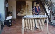 Say mê bảo tồn các nhạc cụ truyền thống ở Tây Nguyên