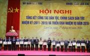 Đoàn công tác của Ủy ban Dân tộc làm việc tại Kon Tum