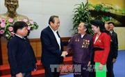 Phó Thủ tướng Trương Hòa Bình gặp mặt đồng bào thiểu số Bắc Giang tiêu biểu