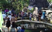 Sa Pa tạm dừng đón khách tại Khu du lịch núi Hàm Rồng