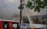 Cháy chợ Việt ở Australia, nhiều tiểu thương trắng tay