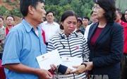 400 triệu đồng hỗ trợ người dân Khánh Hòa bị thiệt hại do mưa lũ