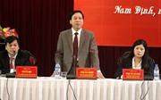 Năm 2017 Nam Định quyết tâm tạo bước đột phá về kinh tế