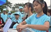 Phú Thế Hưng đồng hành cùng chương trình đi bộ từ thiện Lawrence S.Ting