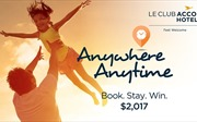 AccorHotels tặng ưu đãi 2017 USD