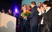 Thành phố Choisy le Roi tặng Kỷ niệm chương cho Đại sứ Nguyễn Ngọc Sơn