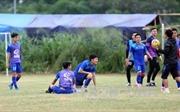 Đội tuyển bóng đá Việt Nam ở vị trí thứ 136 thế giới