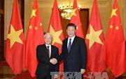 Việt Nam - Trung Quốc ra Thông cáo chung nhân chuyến thăm của Tổng Bí thư Nguyễn Phú Trọng