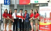 Chuyến bay đầu tiên kết nối TP Hồ Chí Minh – Đài Trung