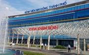 Bệnh viện Nhi Đồng Thành phố đi vào hoạt động