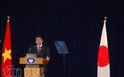 Thủ tướng Nhật Bản Shinzo Abe nói về an ninh hàng hải và TPP tại Việt Nam