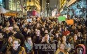 Hơn 200.000 người sẽ biểu tình phản đối lễ nhậm chức của ông Trump