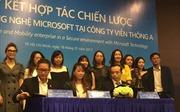 Công ty Viễn Thông A, Microsoft và CMC ký kết hợp tác công nghệ