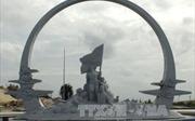 Nghiệm thu tượng đài Khu tưởng niệm chiến sỹ Gạc Ma