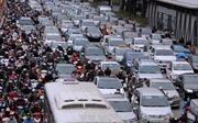 Lập Ban chỉ đạo chống ùn tắc giao thông tại Hà Nội và TP Hồ Chí Minh