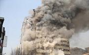 25 lính cứu hỏa thiệt mạng trong vụ sập nhà cao tầng ở Iran