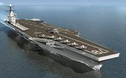 Siêu tàu sân bay của Mỹ khiến Nga, Trung Quốc 'lạnh gáy'