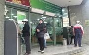 Cận Tết, máy ATM và chuyển tiền online đều bị 'nghẽn'