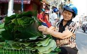 Chợ lá dong ông Tạ