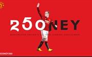 Rooney lập 'siêu phẩm', phá vỡ kỷ lục của Sir Bobby Charlton