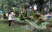 TP Hồ Chí Minh khai mạc Hội hoa Xuân