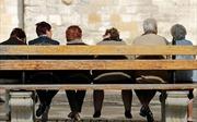 Ngồi nhiều khiến phụ nữ nhanh già