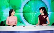 Minh Hương 'Vàng Anh' sánh đôi Hoa hậu Thu Thuỷ làm MC