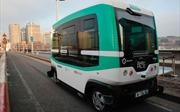 Pháp thử nghiệm xe buýt không người lái