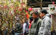 Tết Nguyên đán - lễ cổ truyền lớn nhất ở Việt Nam