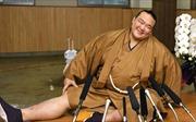 Nhật Bản có nhà vô địch sumo đầu tiên sau gần 2 thập kỷ