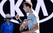 Roger Federer và Grigor Dimitrov lập ban nhạc 'bán kết Australia mở rộng'