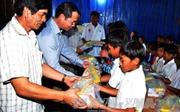 Kiều bào ở Biển Hồ Campuchia đón Tết Đinh Dậu