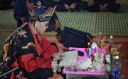 Độc đáo lễ cấp sắc cho thầy Tào ở Bắc Kạn